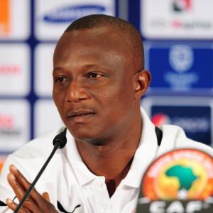 Kwesi Appiah - Black Stars Coach