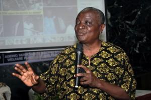 Nana Ampadu led the court case against the GHAMRO board