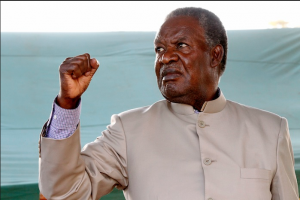 Deceased President Michael Sata - Phot Courtesy: faceofzambia.com