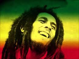 Reggae legend, Bob Marley