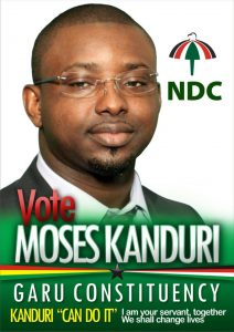 Moses Kanduri