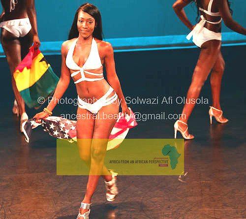 2015 Miss Ghana USA -100