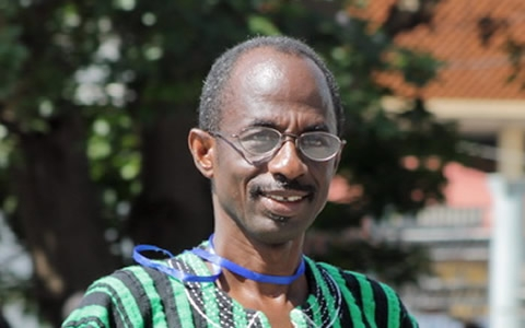 NDC General Secretary Johnson Asiedu Nketia