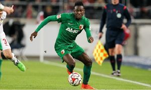Baba Rahman is expected to complete his move to Chelsea later this week.