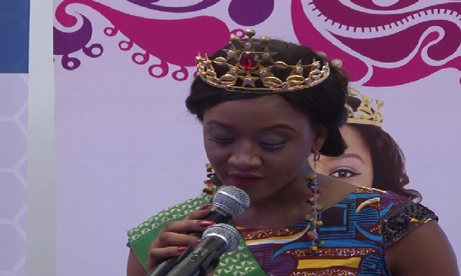 Bentie Abigail Baciara was the 2014 winner of TV3's Ghana's Most Beautiful.