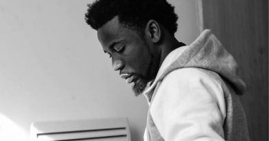 Bisa Kdei lost mum on same day he released video of song 'Mansa'.