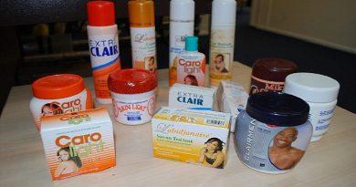 Bleaching-Cream