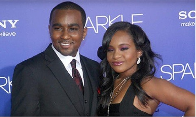 Nick Gordon an Bobby Brown