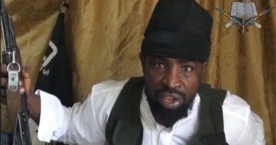 Abubakar Shekau used to appear regularly in Boko Haram videos.
