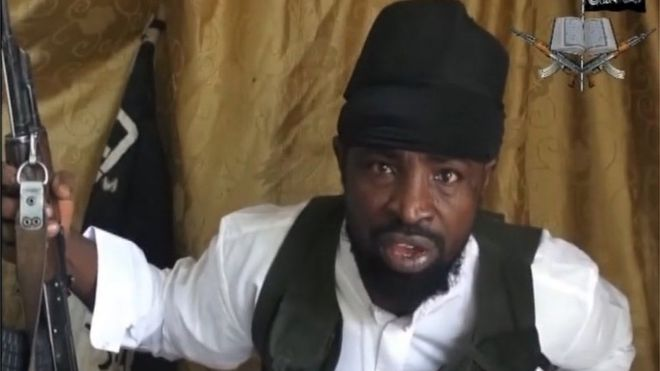Abubakar Shekau used to appear regularly in Boko Haram videos.