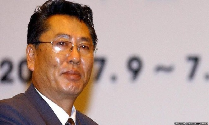 Choe Yong-gon had represented North Korea in trade talks with the South .