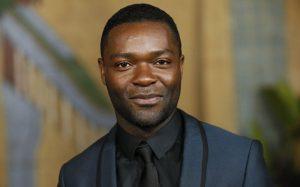 British Nigerian David Oyelowo.