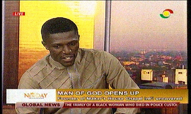 Dr. Michael Boadi Nyamekye was a guest on TV3's New Day.