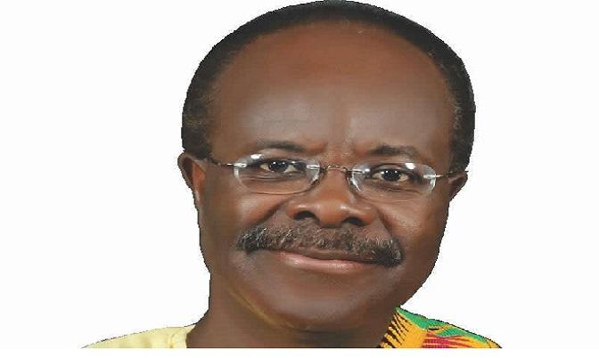 Dr. Paa Kwesi Nduom