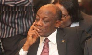 Ghana's Finance Minister, Seth Terkper.