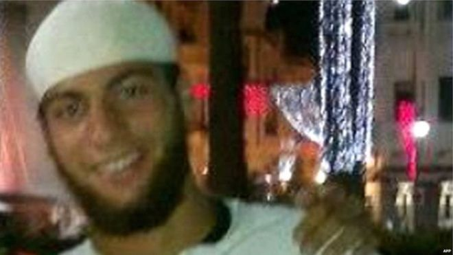 Ayoub El-Khazzani launched the attack on a train between Amsterdam and Paris .
