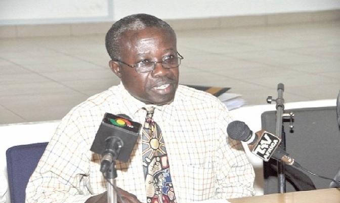 GMA President Dr. Kwabena Poku Adusei.