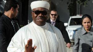 President Ali Bongo is expected to inherit vast sums when his father's will is carried out.