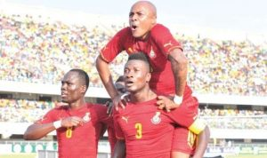 Gyan, Ayew and Afful have been nominated for the Footballer of the Year category.