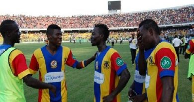 Hearts of Oak must win all remaining matches to enhance hopes of staying in the top-flight league.