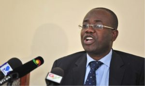 President of the Ghana Football Association (GFA) Kwesi Nyantakyi will serve another four years.