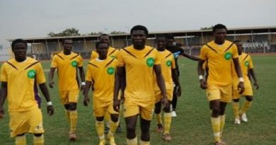 Medeama beat Kotoko 1-0 to win the 2013 FA Cup.