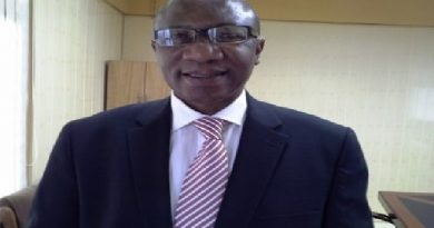 Major Albert B. Don-Chebe (Rtd.), Director-General of the Ghana Broadcasting Corporation.