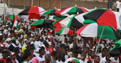 NDC Supporters : Foto Source: NDC Website