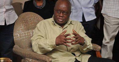 Nana Akufo-Addo.