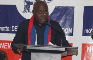 Nana Addo and Dr Bawumia to lead the presentation on the need for a new voters' register.