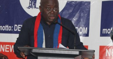 Flag Bearer Of NPP Nana Akufo Addo
