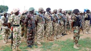 Nigeria's military has recaptured most of the territory controlled by Boko Haram this year.