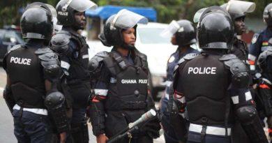 Police-Riot