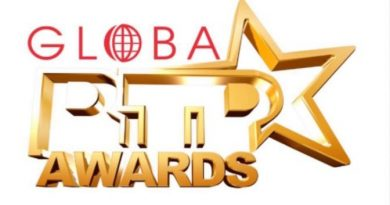 The awards ceremony will be held on October 10.