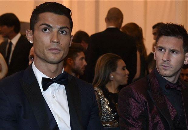 Ronaldo-Messi