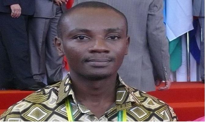 The deceased, Samuel Nuamah.