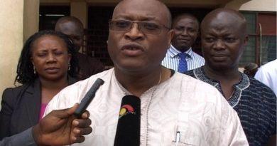 Ghana's Health Minister, Alex Segbefia.