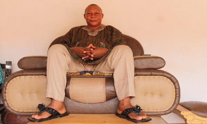 Nana Obeng Ameyaw Barimah II.