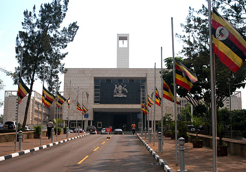 Uganda's Parliament Building - Photo Courtesy: Theinsider.ug