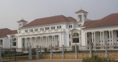 judicial scandal
