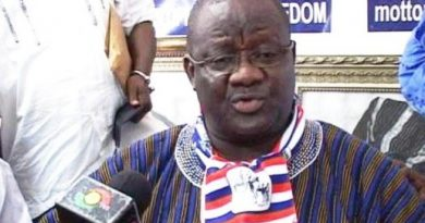 NPP National Chairman Paul Afoko