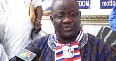 Suspended National Chairman of NPP Paul Afoko
