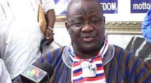 Suspended NPP National Chairman Paul Afoko