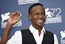 Award winning Abraham Attah