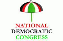 National Democratic Congress Logo