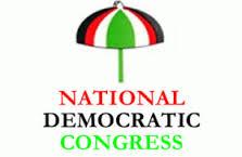 National Democratic Congress Logo