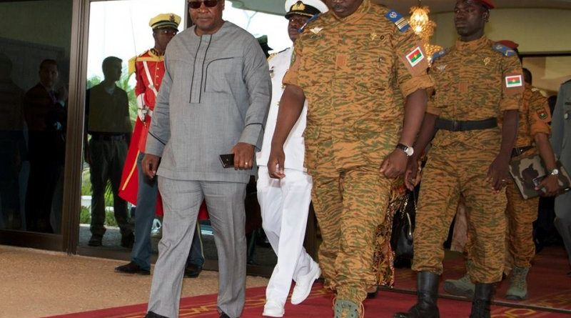 President Mahama to partake in Burkina Faso crisis meeting in Abuja today