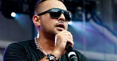 Sean Paul Image Courtesy: adamnoteve.net