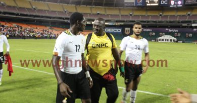 Black Stars v Canada In Pictures
