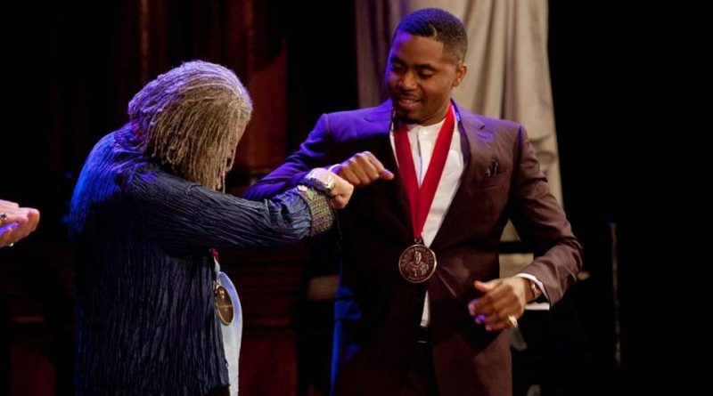 Nasir Jones now has another accolade to add to his legacy.